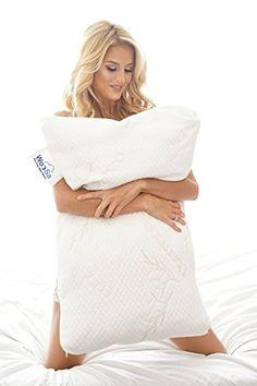 Woosa King Shredded Gel-Memory Foam Pillow with Hypoaller... https://smile.amazon.com/dp/B01N2NZB1G/ref=cm_sw_r_pi_dp_x_VIQ2yb7VZQ8Z2