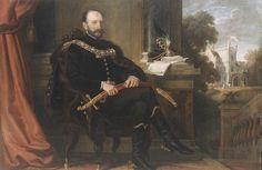 1869 Than Mór Báró Mikos Ede arcképe