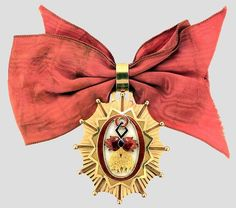 Order of the Golden Fleece (Spanish) - Officer's badge