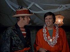 "M*A*S*H: Season 1, Episode 1 Pilot (17 Sep. 1972) Hawkeye"" Pierce, Alan Alda,  Trapper John McIntyre, Wayne Rogers, mash, 4077."
