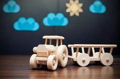 wooden toys by ciocia zoja