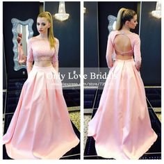 Affordable long sleeve evening dresses