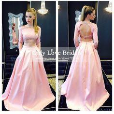 Buy long sleeve evening dress