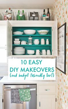 10 Easy DIY makeovers