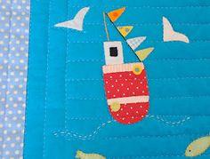 Helen Philipps: Seaside Quilt