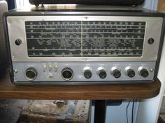 Hallicrafters SX-62A