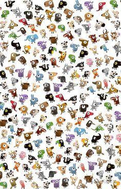Bean Animals