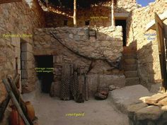 Jesus' House DISCOVERED in Nazareth! - Archaeologists working in Nazareth — Jesus' hometown — in modern-day Israel have identified a house dating to the firs. Palestine, Nazareth Village, Nazareth House, Nazareth Israel, Jesus Christus, Birth Of Jesus, Baby Jesus, 1st Century, Holy Land