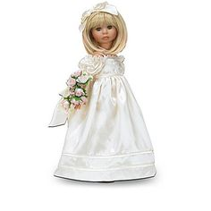 A Sister's Heart Blooms With Love Child Doll Collection