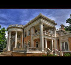 Denver, CO Colorado Real Estate, Colorado Homes, Denver Colorado, Revival Architecture, Classical Architecture, Denver Neighborhoods, Old Mansions, Arts And Crafts House, Luxury Home Decor