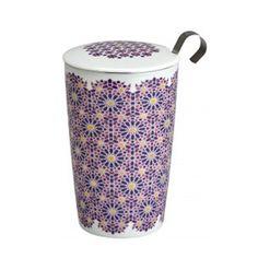 Mug to go Teaeve Andalusia Berry Berry, Andalusia, To Go, Mugs, Tablewares, Bury, Mug