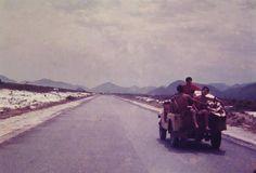 Barra da Tijuca em 1966 - Foto de Tito Rosemberg