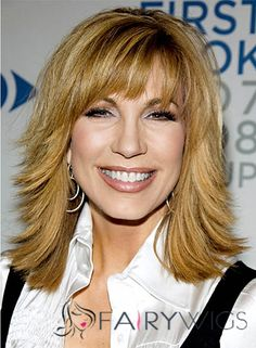 View yourself with Leeza Gibbons hairstyles and hair colors. View styling steps and see which Leeza Gibbons hairstyles suit you best. Best Human Hair Wigs, Cheap Human Hair Wigs, Remy Hair Wigs, Short Shag Hairstyles, Feathered Hairstyles, Wig Hairstyles, Celebrity Hairstyles, Casual Hairstyles, Pixie Haircuts