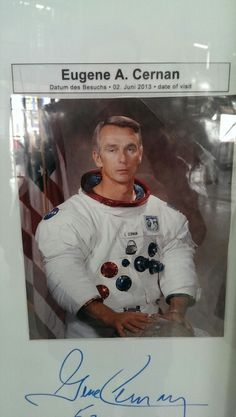 Was in space, it was ok...