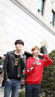sehun and baekhyun