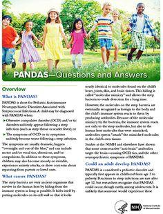 Pinnable conver image for PANDAS publication.