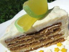 Una #deliciosa Carlota de limón es un postre perfecto, esta hecha a base de leche evaporada, condensadas y limones.