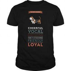 Basset Hound lovers: Basset Hound Dog T-Shirt Tee Shirts T-Shirts