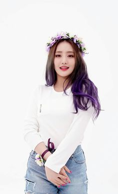 Find more at Ventrix Swift. Kpop Girl Groups, Korean Girl Groups, Kpop Girls, Euna Kim, Exo Red Velvet, Rapper, Soyeon, Minnie, Girl Crushes