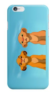 The Lion King: Simba and Nala by Alexandra Grant