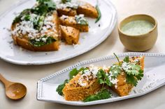 Sounds really interesting :: Learn to Make Dhokla, an Irresistible Indian Street-Food Snack - NYTimes.com