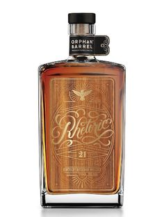 We crack open a bottle of the Orphan Barrel Rhetoric 21 Year Old Bourbon in this review.