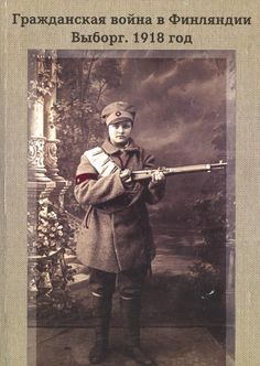 Woman of the Red Guard  Civil War Finland