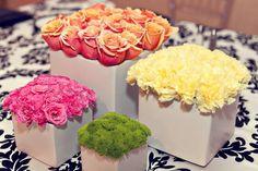4 Gorgeous DIY Flower Arrangements
