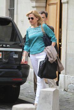 El abogado de la infanta Cristina dice que está 'animada', horas antes de saber si sigue imputada #realeza