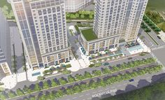 New Renderings Show High-Rise Planned for White Flint - Bethesda Beat - Bethesda, MD
