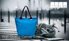 High Quality Canvas Bags From YOLO