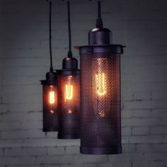 24.38$  Watch here - http://ali1he.shopchina.info/go.php?t=32807800674 - Sanyi Loft E27 Retro Pendant Lamp Metal Mesh Net Retro Iron Aisle Hanging Light Porch For bar loft metal net Light Fixtures 24.38$ #SHOPPING