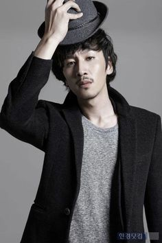 looking handsome here  Lee Kwang Soo to Play a Villain in Goddess of Fire Jeongi