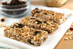 Spice up your life with these Girl Power Bars. Not only are they a healthier alternative to the  over-proce...