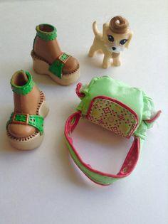Adorable Blythe Shoes and Handbag fashion by GirlySuppliesDeJaVu