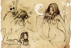 Dark Souls,Gwynevere,Crossbreed Priscilla,DS персонажи,DS art