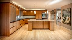 Pebble Beach kitchen, CA - Berkeley Mills