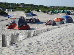 Assateague Island National Park Camping