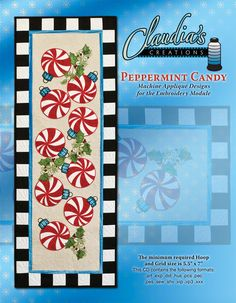 Peppermint Candy | Claudias Creations