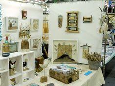 Creative Journal Creative Journal, Mixed Media Artists, Craft Fairs, Wood Art, Fundraising, Gallery Wall, Pottery, Fund Raiser, Crafts
