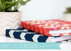 Bookbinding University: Make Your Own Bookcloth - damask love
