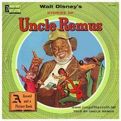 Walt Disney Stories of Uncle Remus -Vinyl LP Album Record-Disneyland-Brer Rabbit Walt Disney Story, Disney Songs, Disney Movies, Disney Disney, Uncle Remus, Make Mine Music, Song Of The South, Disney Records, Scrapbook Frames