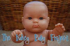 The Blueberry Moon:Nakey baby Project    Yes! this is so relevant! Tutorials on making clothes for all the Nakey Baby dolls lying around the house. I'm in!