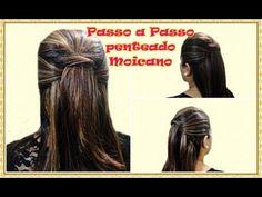 Passo a Passo: Penteado Moicano - YouTube