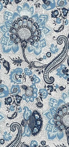 TexturasY❤B <> Jacobean patterned crafting paper for Christmas projects, made in Italy Motifs Textiles, Textile Prints, Textile Patterns, Textile Design, Print Patterns, Lino Prints, Block Prints, Batik Pattern, Paisley Pattern