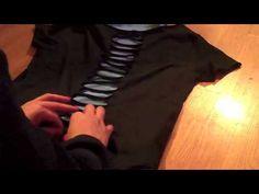 DIY Shirt Weaving