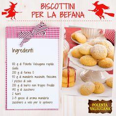 Hai mai preparato i biscotti di polenta? Sono a prova di goloso!