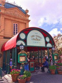 Les Chefs De France - Epcot - Walt Disney World - Plain Chicken Disney World Food, Disney World Magic Kingdom, Disney World Parks, Disney World Planning, Disney World Resorts, Disney Vacations, Disney Trips, Epcot Florida, Disney World Florida