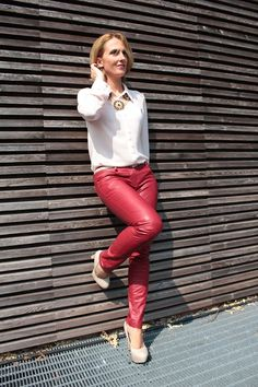 Margaret Dallospedale, Fashion blogger, The Indian Savage diary, Fashion blog, www.indiansavage.com, fashion tips, Lifestyle, How to wear, neckline, Leather pants, 7