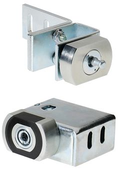 Alpro's patented AL4400 mechanical automatic door magnet is specifically designed for securing sliding door mechanisms both automatic and mechanical.